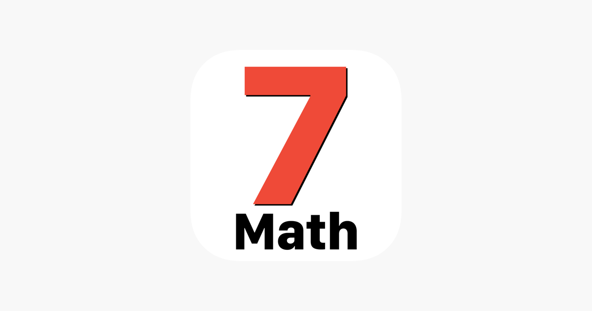 ‎7th Grade Math Testing Prep
