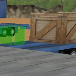 Offroad Cargo Trucker