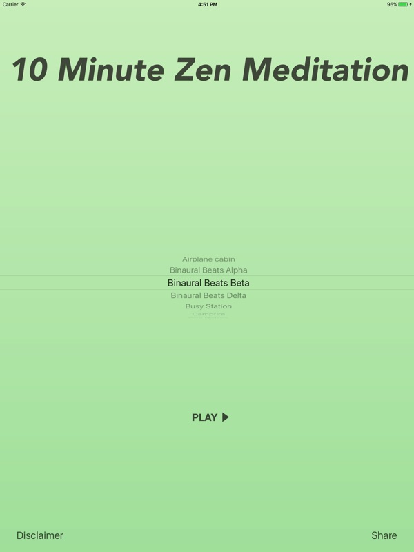 10 Minute Zen Meditation Free - Online Game Hack and Cheat