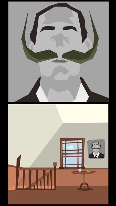 脱出ゲーム ヒゲの部屋からの脱出紹介画像3