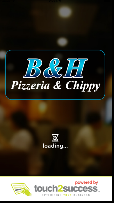BH Chippy Cafe screenshot one