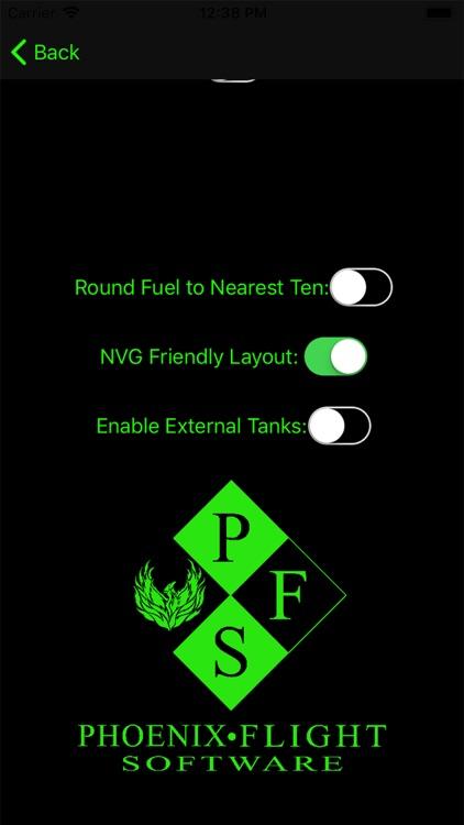 Mil Fuel Check screenshot-4