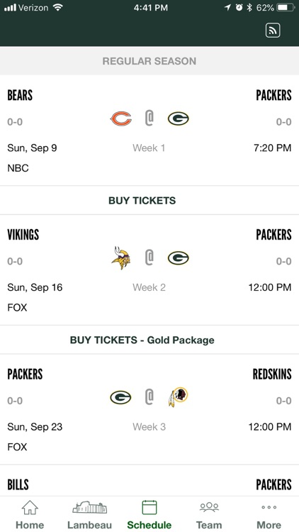 Official Green Bay Packers screenshot-4