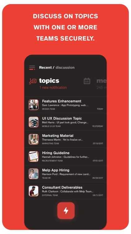 MelpApp screenshot-3