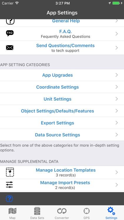 GPS & Map Toolbox screenshot-4