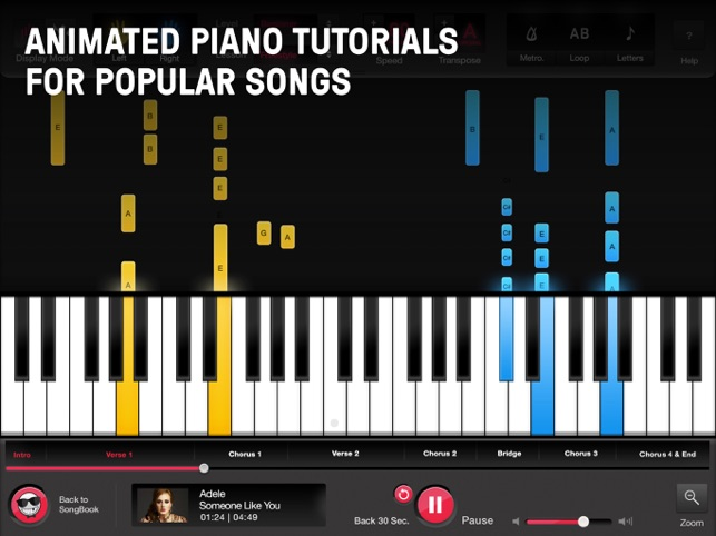 learn piano with onlinepianist on the app store