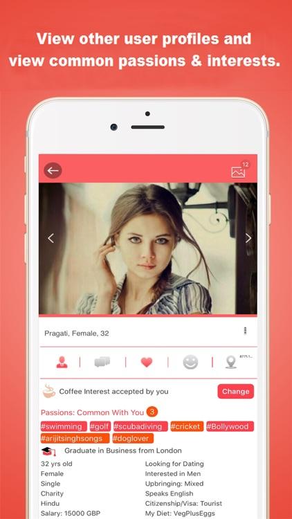 AsianSingles - #1 Chat Dating screenshot-4