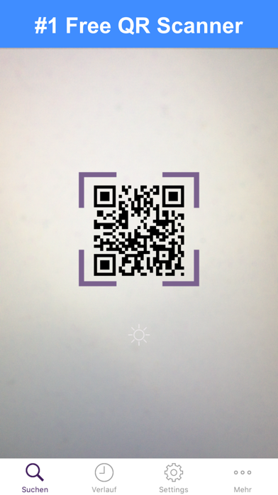 Foto do QR Code Reader ·