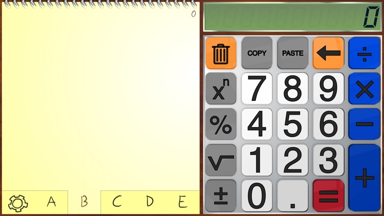 Calculator - eCalcu PRO