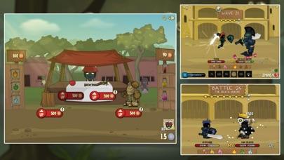 Swords and Souls: A Soul AdvenScreenshot of 4