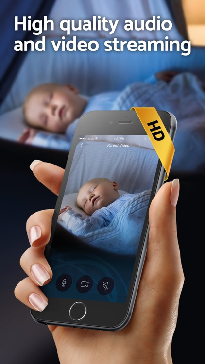 BabyCam: Baby Sleep Monitor