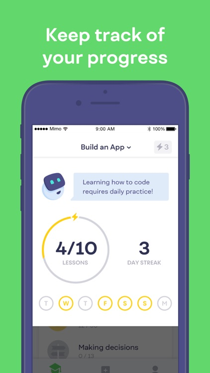 Mimo: Learn to Code screenshot-6
