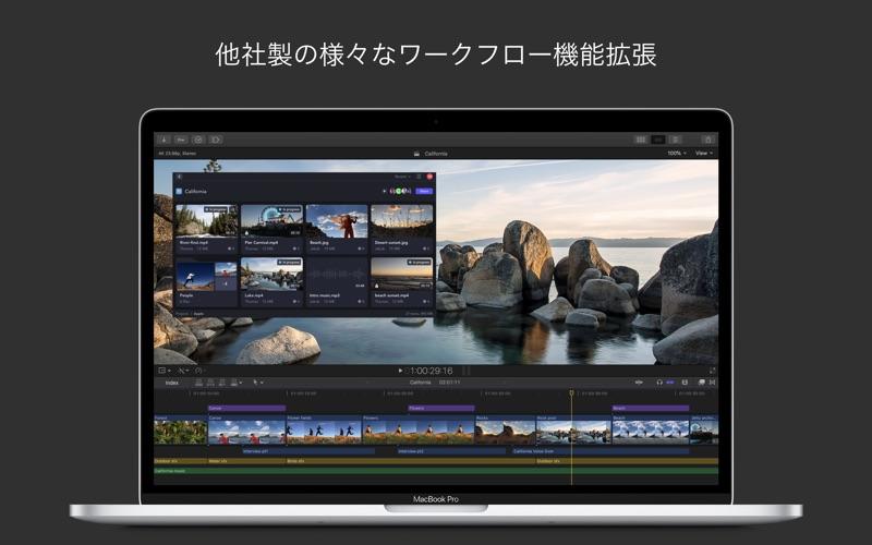 Final Cut Pro ScreenShot4