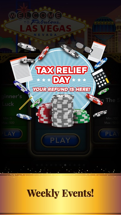 Blackjack: Casino Card Game screenshot-5