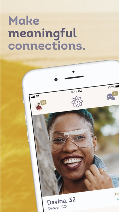 MeetMindful - Online Dating Screenshot
