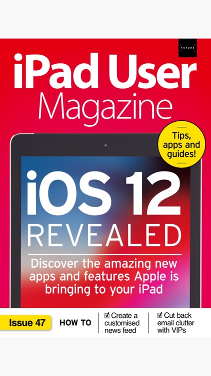 iPad User: the companion iPad magazine for all models