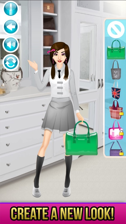 Back To School Makeover screenshot-4