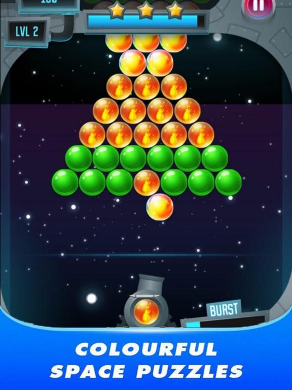 Space Pop Ball screenshot 4
