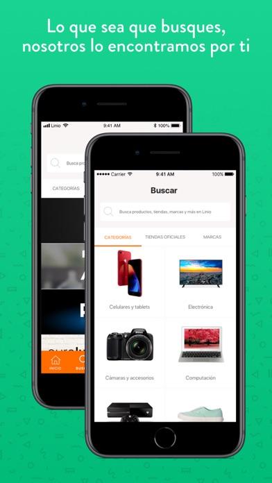 Screenshot for Linio - Comprar en línea in Peru App Store