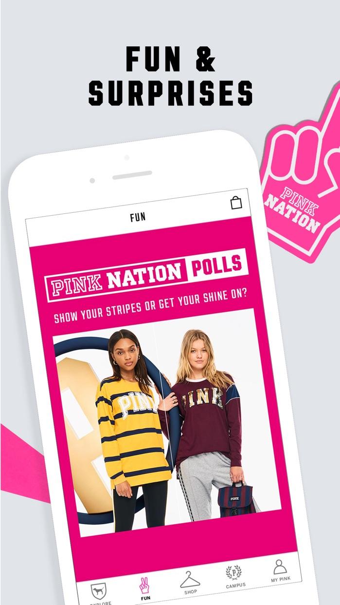 PINK Nation Screenshot
