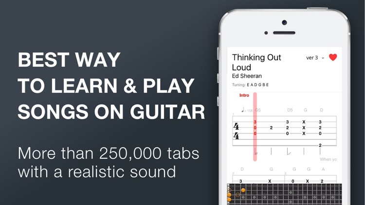 Tab Pro Multitrack Guitar Tabs by Ultimate Guitar