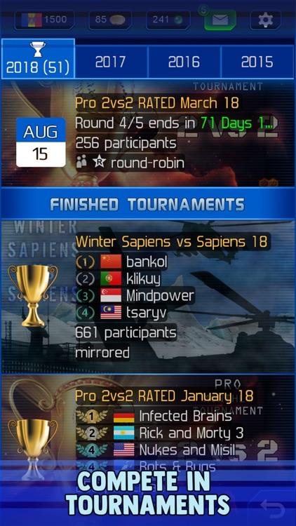 UniWar: Multiplayer Strategy screenshot-9