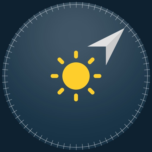Sun Locator - Find the Sun