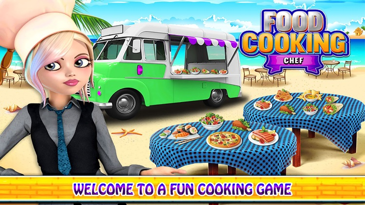 Food Cooking Chef screenshot-0