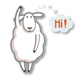 Sheep Love Stickers