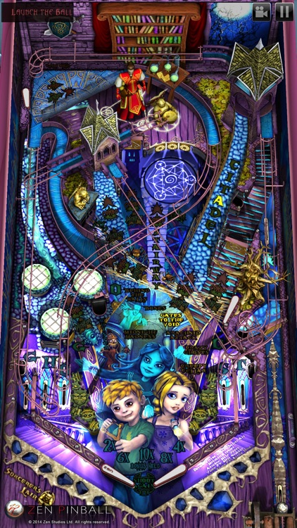 Zen Pinball screenshot-0