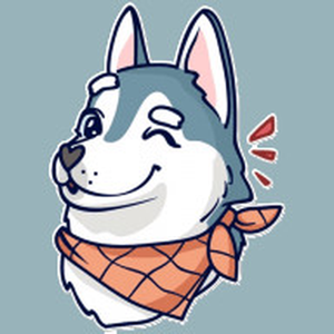 Barking Dog Stickers - Social Networking app