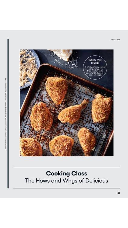 Cooking Light Magazine screenshot-4