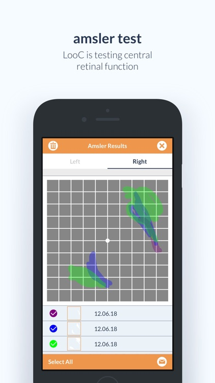 LooC - Mobile eye test screenshot-4