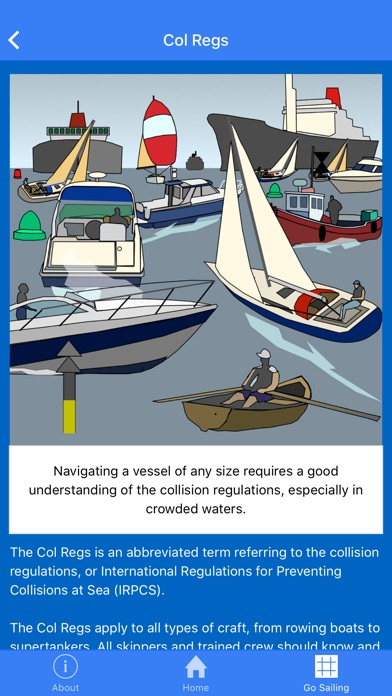 Go Sailing: learn to ... screenshot1