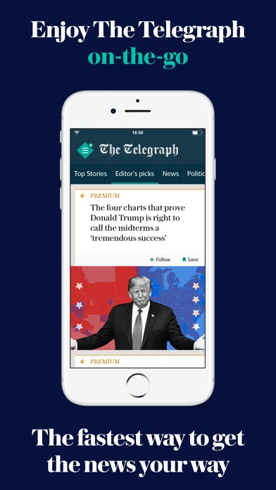 The Telegraph: UK News App
