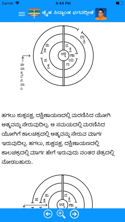 Bhagavadgeethe (Kannada) screenshot-7
