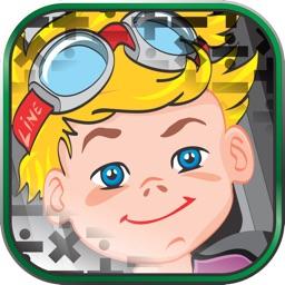 Jet Math Craft: Game Math