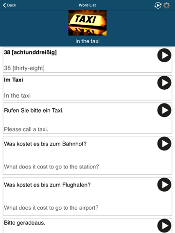 Learn German – 50 languages - náhled