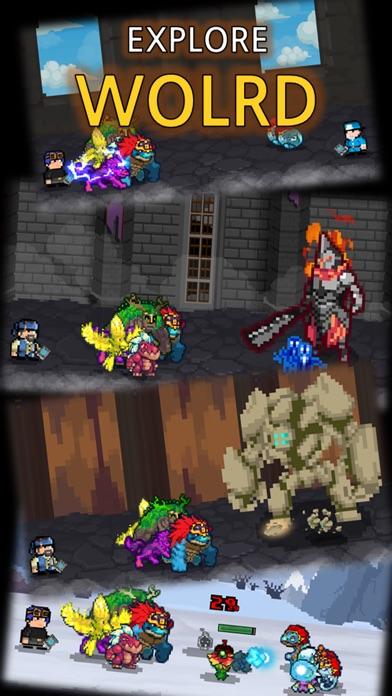 Merge Monsters (マージモンスター)のおすすめ画像3