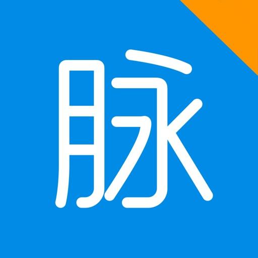 脉脉app icon图