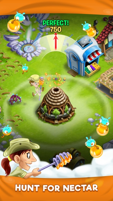Crater Craft Screenshot on iOS
