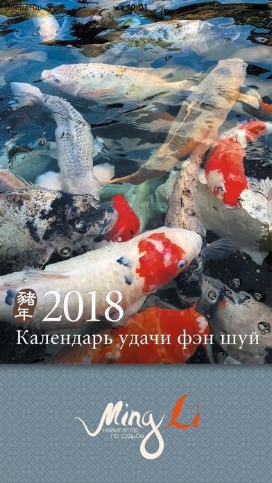 Календарь удачи 2019 screenshot 1