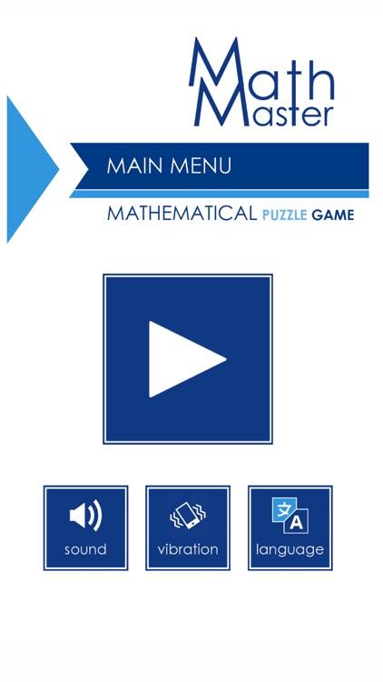 Math Master (Math Games) screenshot-6