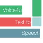 Voice4u TTS icon