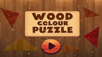 Wood Colour Puzzle PRO Screenshot 1