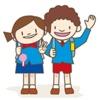 小学生の英語絵ずかん〜タッチでしゃべる〜 - iPadアプリ