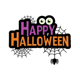 Stickers Halloween Animated