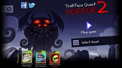 Troll Face Quest Horror 2 screenshot 1