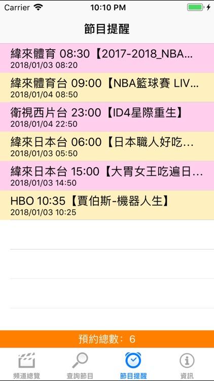 我愛看電視 (台灣版) screenshot-4