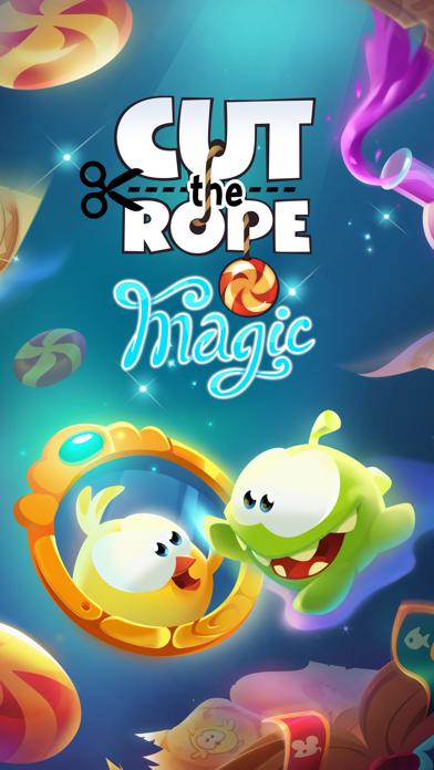 Cut the Rope: Magiс GOLD Screenshots